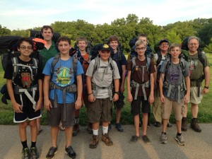 Philmont High Adventure 2014 @ Philmont Scout Ranch | Cimarron | New Mexico | United States