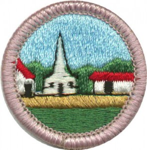 Citizenship in the Community Merit Badge 1 of 2 @ Prairie Star Middle School | Leawood | Kansas | United States