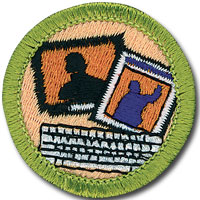 Journalism Merit Badge 1 of 2 @ Prairie Star Middle School | Leawood | Kansas | United States
