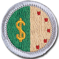 Personal Management Merit Badge 1 of 3 @ Prairie Star Middle School | Leawood | Kansas | United States