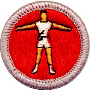 Personal Fitness Merit Badge 1 of 3 @ Prairie Star Middle School | Leawood | Kansas | United States