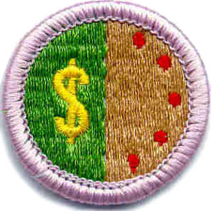 Personal Management Merit Badge 2 of 3 @ Prairie Star Middle School | Overland Park | Kansas | United States