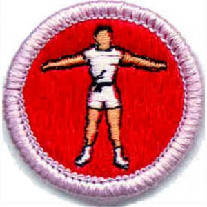 Personal Fitness Merit Badge @ Prairie Star Middle School | Leawood | Kansas | United States